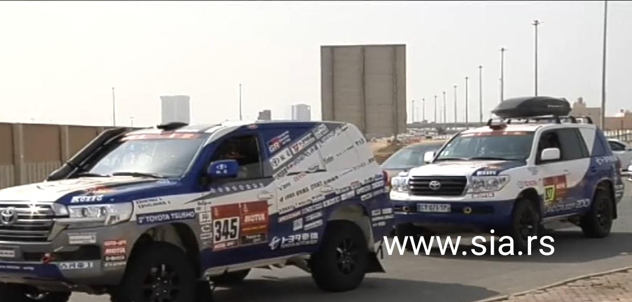 Danas u Džedi počinje Dakar reli sa manjim brojem učesnika