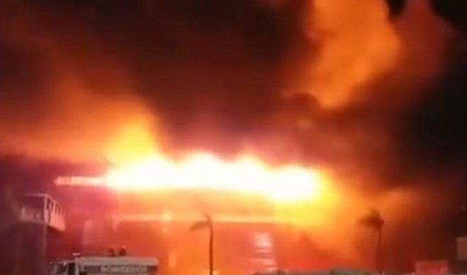 Argentina: Požar uništio Moto GP stazu Termas de Rio Ondo!