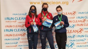 Atletika: Srpski juniori osvojili osam medalja u Sofiji!