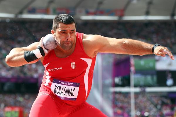Srpski atletičar Asmir Kolašinac propušta EP u dvorani zbog korona virusa